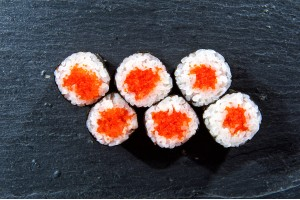 Orange Хосомаки