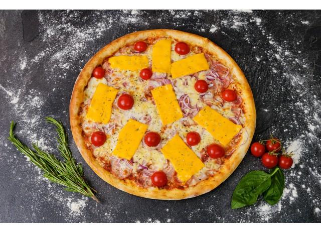 Пицца Мясная экстра