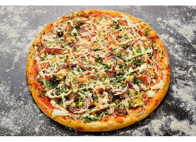 Пицца Трио