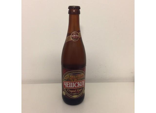 """Пиво """"Чешское"""" светлое алк. 4,7%"""