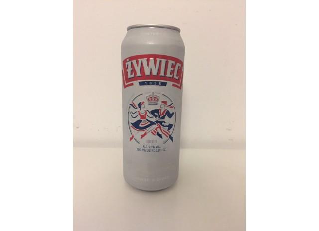 Пиво Живец светлое алк. 5,6%