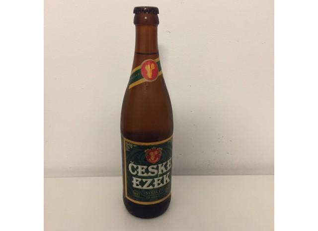 """Пиво Ceske """"Ezek"""" алк. 4,7%"""